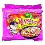 三養 [マラ] プルタク炒め麺 135g マルチパック(5個入)