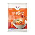 チョンガ 生チョル麺 (麺・ソースセット) 420g (2人前)