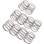 【USA在庫あり】 1003-0044 11-2278 S&Sサイクル S&S Cycle スーパー E、G キャプレター 加速ポンプ用ダイヤフラム スプリング 10個入り