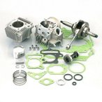 215-1133121 キタコ  108cc STD ボアアップキット アルミ硬質メッキシリンダー モンキー/ゴリラ、etc