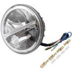 【メーカー在庫あり】 217-6142 キジマ LEDヘッドライトユニット 5-3/4 スポーツスター系