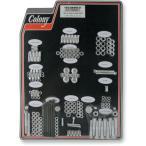 【USA在庫あり】 2401-0455 8307 CAD コロニー Colony Machine ボルトキット 66年-69年 ショベル