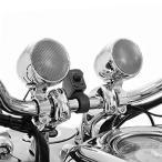 【USA在庫あり】 41-8741 13-252BT ショークローム(SHOW CHROME) 防水 モーターサイクル ブルートゥース サウンドシステム クローム