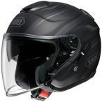 4512048448172 ショウエイ SHOEI ヘルメット J-CRUISE PASSE TC-5 黒/シルバー XXLサイズ