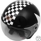 【メーカー在庫あり】 4582190320695 ダムトラックス DAMMTRAX ヘルメット POPO GT 子供用 黒/スター キッズサイズ(54cm-56cm)