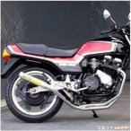2005Y アールピーエム RPM フルエキゾースト 4in2in1 81年-87年 CBX400F、CBX400F2 チタン