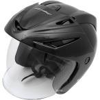 【メーカー在庫あり】 4984679511660 TNK工業 ジェットヘルメット AZ-7V 黒 XLサイズ(60-62cm)