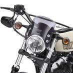 【メーカー在庫あり】 57400184 ハーレー純正 コンパクト・スポーツ・ウインドデフレクター 04年以降 XL
