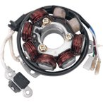 86-2322 21-602H Rick's Motorsport Electrics ステーター コイル アッシー 85年-86年 ホンダ ATC250R