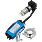 【メーカー在庫あり】 969901 RAYD LEDヘッドライト デルタ H4、PH07、PH08 Hi/Lo切り替え