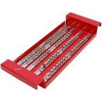 KTA500 スナップオン Snap-on 5レール ソケット トレー 20インチ L x 7-9/16インチ W x 2-1/2インチ D