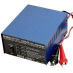【メーカー在庫あり】 P2020EV-2 アルプス計器 オートクラフト 二輪車用過放電の回復・再生 充電器(サルフェーション解消機能付) 20/12V-2A