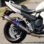 SS09-03CF アールズギア r's gear スリップオンマフラー ソニック 07年以降 バンディット BANDIT1250 真円カーボン
