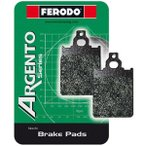 FDB2191AG フェロード FERODO ブレーキパッド アージェント 95年-97年 キムコ HEROISM オーガニック フロント SP店