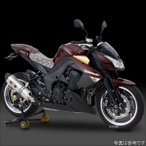 110-213-5V50 ヨシムラ R-77Jサイクロン 2本出し EXPORT SPEC スリップオンマフラー 11年以降 Z1000、Ninja1000 東南アジア仕様 (SSS)