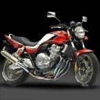 110-458F8280 ヨシムラ 機械曲チタンサイクロン FIRE SPEC フルエキゾースト 14年以降 CB400SF、CB400SB、CB400SF REVO、CB400SB REVO (TT)
