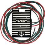 【USA在庫あり】 2112-0836 CE-101 サイクルエレクトリック Cycle Electric レギュレータ 6V 10A 58年-64年 XL、FL 黒
