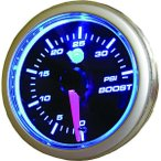 【USA在庫あり】 241-3195 Black Diamond Xtreme Turbo Boost Gauge JP