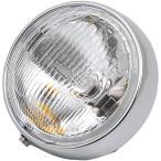 【メーカー在庫あり】 302809 NBS バイクパーツセンター ヘッドライト カブ C50 STD、DX 丸型