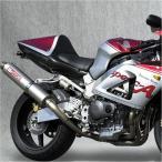 10902-21TTR ヤマモトレーシング フルエキゾースト CBR929RR 4-2-1 UPタイプ チタン レース用