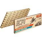 【メーカー在庫あり】 4525516295253 DID 大同工業 チェーン 520ERV3 レース用 ERシリーズ ゴールド (120L) カシメ