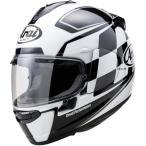 4530935501946 山城×アライ フルフェイスヘルメット VECTOR-X フィニッシュ 白 Lサイズ(59cm-60cm) JP店