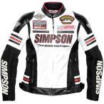 SJ-7115L シンプソン SIMPSON 2017年春夏モデル メッシュジャケット 女性用 白 WMサイズ