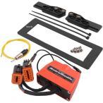 【USA在庫あり】 472035 BT1004 バイクトロニクス Biketronics レトロラジオ ハーレー標準装備CD/MP3アップグレードユニット 96年-97年