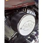 【USA在庫あり】 496367 170-0255 S&Sサイクル S&S Cycle エアクリーナー カバー 14年以降 インディアン