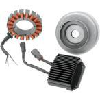 【USA在庫あり】 49-8417 CE-82T サイクルエレクトリック(Cycle Electric) 3相 50A チャージキット 07年 ダイナ