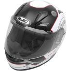 【メーカー在庫あり】 HJH100WH01L エイチジェイシー HJC フルフェイスヘルメット CL-Y 子供用 ユメ YUME Lサイズ(53-54cm)