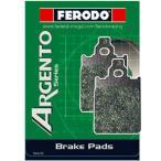 FDB631P フェロード FERODO ブレーキパッド プラチナムP 90年-11年 ホンダ オーガニック フロント/リア JP店