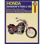 【USA在庫あり】 701020 M2312 ヘインズ Haynes マニュアル、整備書 ホンダ SHDW 600/750 91-08