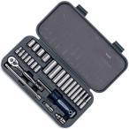 【USA在庫あり】 BLPGSSM1427 スナップオン Snap-on ブルーポイント メトリック 汎用サービスセット 1/4インチ ドライブ 27個 セット