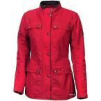 【USA在庫あり】 RD8244 0801-1254-9052 ローランドサンズデザイン RSD テキスタイルジャケット GINGER 女性用 赤 WSサイズ