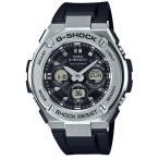 ショッピングShock G-SHOCK Gスチール GST-W310-1AJFソーラー電波腕時計 ミッドサイズ 国内正規品