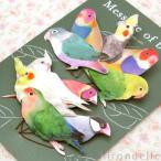 ギフトタグset・Message of birds