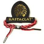 RASTACLAT ブレスレット シューレース アクセサリー ラスタクラット Carmine Nine Bracelet スケボー SKATE SK8 スケートボード PUNK パンク HIPHOP