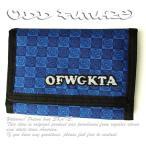 Odd Future サイフ 三つ折り財布 ウォレット オッドフューチャー OFWGKTA Tri-Fold Wallet スケボー SK8 スケート HARD CORE PUNK ハードコア HIPHOP