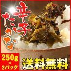 【訳あり高菜】博多久松謹製 辛子たかな 明太子セット【賞味期限:2018年5月9日まで】