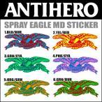ANTI HERO(アンタイ ヒーロー)/SPRAY EAGLE MD ステッカー