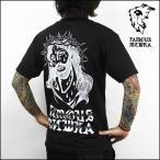 アウトレット FAMOUS x MISHKA MERCY (BLK) Tシャツ