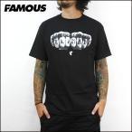 アウトレット FAMOUS フェイマス KNUCKLES (BLK) Tシャツ