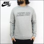 ショッピングNIKE NIKE SB ナイキ・エスビー AS SB EVERETT REVAL CREW (063) スウェット