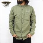 VOLCOM x ANTI HERO Military Shirt (VYG) ミリタリーシャツ