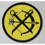 航空自衛隊グッズ  築城基地 6飛行隊 F-2 マーク ワッペン・パッチ