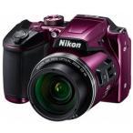 【送料無料】Nikon・ニコン チルト式液晶光学40倍ズーム COOLPIX B500 プラム【在庫はあります】