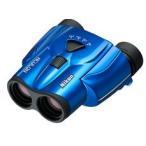 【送料無料】Nikon・ニコン 8〜24倍ズーム双眼鏡 アキュロンT11 8-24×25ブルー