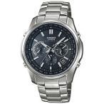 【送料無料】【国内正規品】CASIO・カシオ 腕時計 LINEAGE 薄さ10.6mm世界6局の電波ソーラー時計 LIW-M610TDS-1AJF