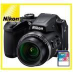 今ならSDHCカード8GB差し上げます【送料無料】Nikon・ニコン チルト式液晶光学40倍ズーム COOLPIX B500 ブラック